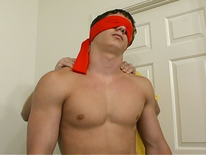 Blindfolding makes ass fucking and blowi - XXX Dessert - Picture 5