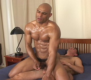 lusty muscled men love