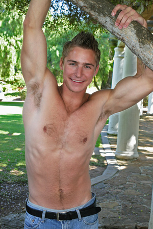 Lusty man with big dick displaying skill - XXX Dessert - Picture 6