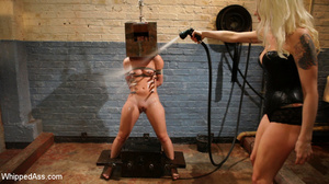 Kinky girls spank, lick pussies, strap-o - XXX Dessert - Picture 5
