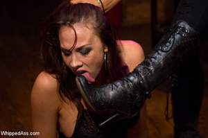 Hard core domination with boot licking,  - XXX Dessert - Picture 2