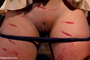 Hard beating and caging sexual games wit - XXX Dessert - Picture 3