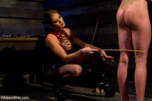 Hard beating and caging sexual games wit - XXX Dessert - Picture 14