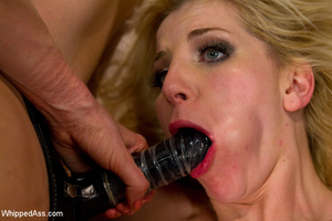 Hot lesbian master and slave games as bi - XXX Dessert - Picture 8