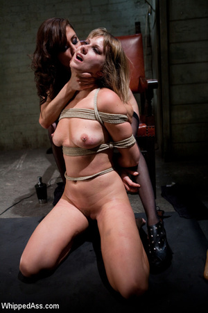 Hardcore spanking, pegging along with ha - XXX Dessert - Picture 7