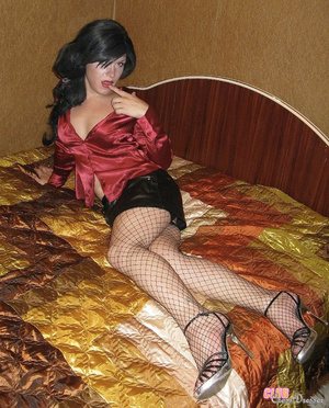 Photos of chicks, blondes, red and black - XXX Dessert - Picture 8