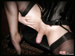 Horny male chicks show their long cocks  - XXX Dessert - Picture 1