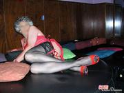 hot crossdresser photos with
