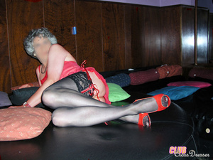 Hot crossdresser photos with real girl l - XXX Dessert - Picture 12