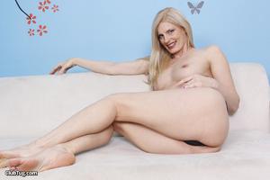 Cute matured blonde, licks, sucks and wo - XXX Dessert - Picture 2