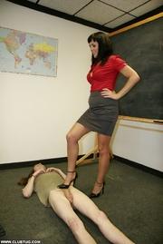 horny chick takes advantage