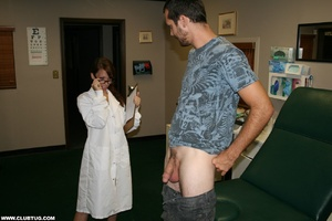 Dirty cute horny nurse helps patient rel - XXX Dessert - Picture 2