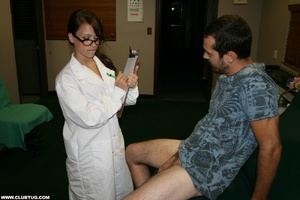 Dirty cute horny nurse helps patient rel - XXX Dessert - Picture 3