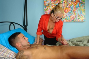 Very naughty mama sneaks upon hard dick  - XXX Dessert - Picture 5