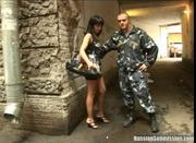 fake policeman accosts girl