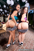 anal, ass, two girls, white