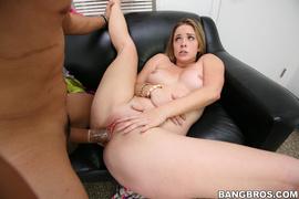 amateur, cum, sucking, tits