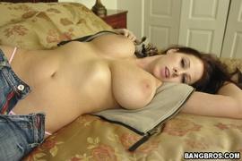 anal, big tits, wet, white
