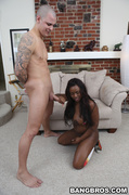 ass, ebony, pussy, watching