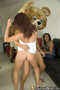 18+ teens, party, stripper, white