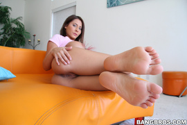 anal, foot, tits, toes