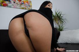 blowjob, latina, pornstar, watching