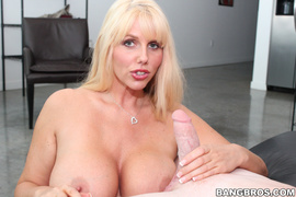big, milf, pussy, young