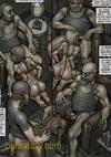 Pervert bald masters torturing and beating enslaved girls before fucking