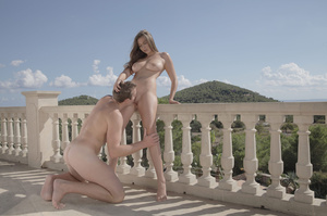 Busty girl from Czech Republic fucked on - XXX Dessert - Picture 5