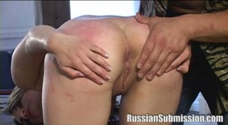 petite russian painful clamps