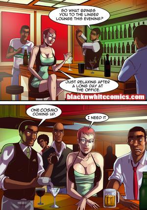 Black lad seduces white chick to sex - XXX Dessert - Picture 2