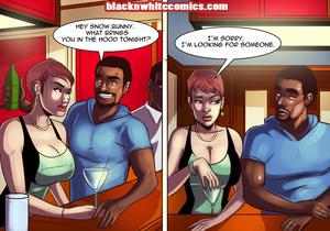Black lad seduces white chick to sex - XXX Dessert - Picture 3