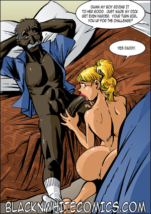 Big black cop fucking red bitch's slutty - XXX Dessert - Picture 4