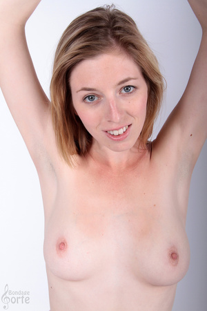 Girl next door beauty gets to be tied up - XXX Dessert - Picture 10