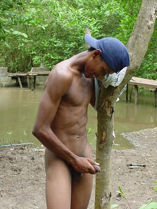 lusty dark latino twink