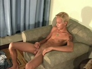 blonde asian hot guy