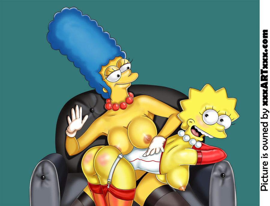 YOUR homer and marge simpson slut