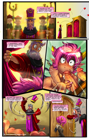 Pink-haired fairy with hors assdrilled b - XXX Dessert - Picture 5
