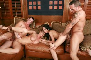 Sexy horny neighbors get intoxicating ba - XXX Dessert - Picture 14