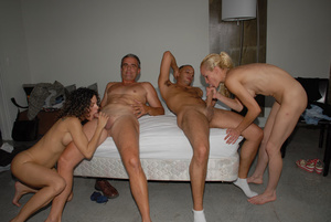 Wanton wives go doggy style with each ot - XXX Dessert - Picture 12