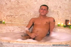 Horny guy offloads a bucket of cum jerki - XXX Dessert - Picture 10