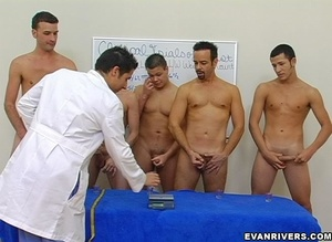 Two horny men get undressed to lick and  - XXX Dessert - Picture 10
