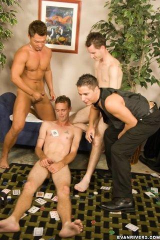 hot group orgy guys