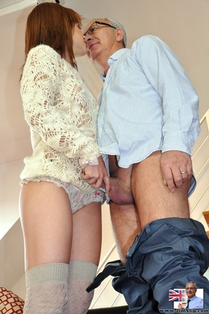 Jim takes home a sexy stranger for some  - XXX Dessert - Picture 14