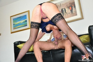 Sexy captain blonde loves a good hard co - XXX Dessert - Picture 2