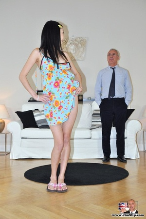 Cute naughty Asian gives Jim a swell tim - XXX Dessert - Picture 2