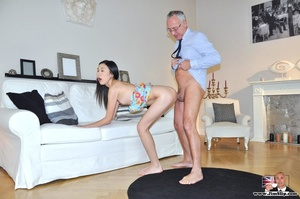 Cute naughty Asian gives Jim a swell tim - XXX Dessert - Picture 9