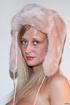 busty blondie posing naked