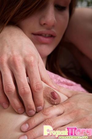 Sex starved pregnant slut delightfully l - XXX Dessert - Picture 9