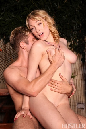 Lusty blonde beach babe gets  hardcore d - XXX Dessert - Picture 4